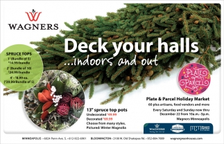 Deck Your Halls... Indoors and Out