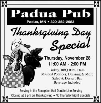 Padua Pub's 39th Annual Oktoberfest