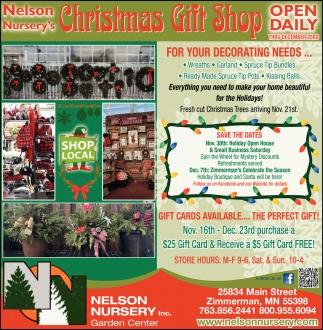 Christmas Gift Shop