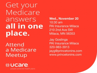 Get Your Medicare Answers All in One Place