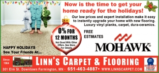 Now is the Time to Get Your Home Ready for the Holidays!