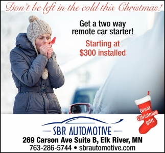 Get a Two Way Remote Car Starter!