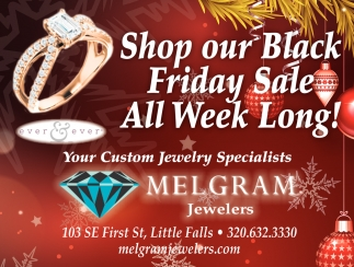 Your Custom Jewelry Specialists