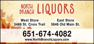 North Branch Liquors