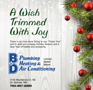 A Wish Trimmed with Joy