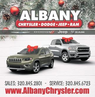 Albany Chrysler Center Inc
