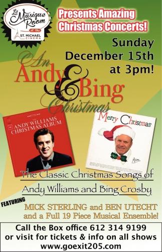 An Andy & Bing Christmas