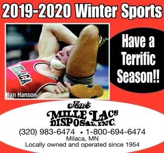 2019-2020 Winter Sports