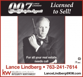 Licensed to Sell!