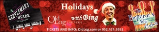 Holidays with Bing