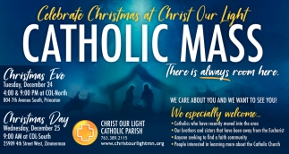 Celebrate Christmas at Christ Our Light