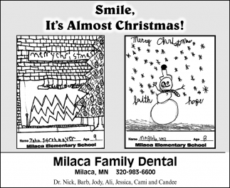 Smile, It's Almost Christmas!