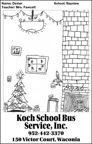 Koch School Bus Service