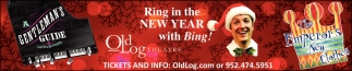 Rin in the New Year with Bing!
