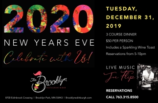 2020 New Years Eve