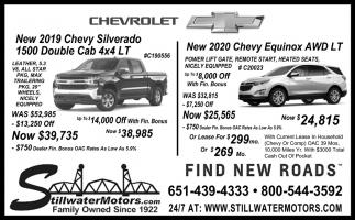 New 2019 Chevy Silverado