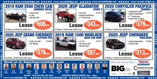 2019 Ram 2500 Crew Cab