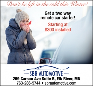 Don't be Left in the Cold this Winter!