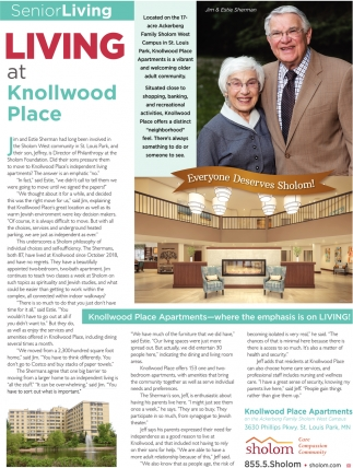 Living at Knollwood Place