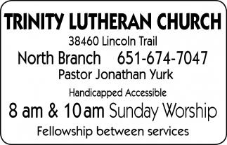 Fellowship Between Services