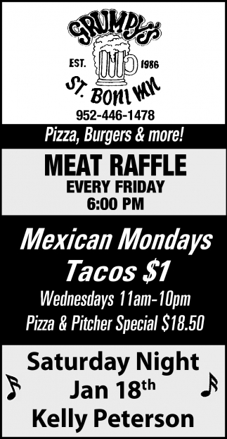 Pizza, Burgers & More!