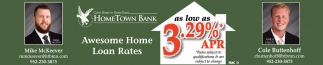 Awesome Home Loan Rates