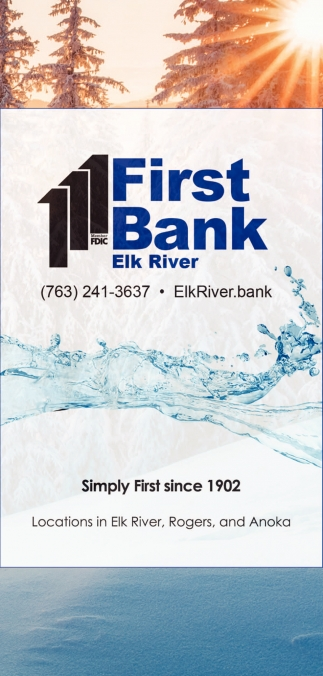 Locations in Elk River, Rogers, and Anoka