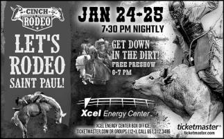 Let's Rodeo Saint Paul!