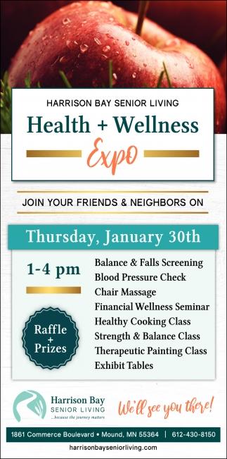 Health + Wellness Expo