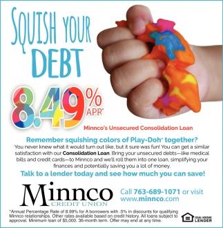 Squish Your Debt