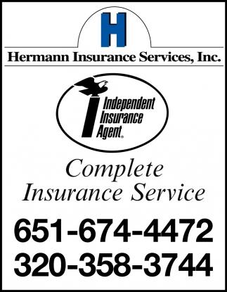 Complete Insurance Service
