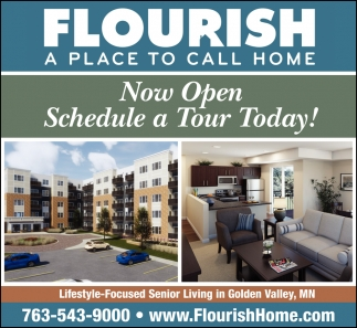 Now Open Schedule a Tour Today!