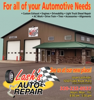 For all of Your Automotive Needs
