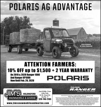 Polaris Ag Advantage