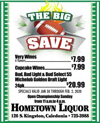 The Big Save