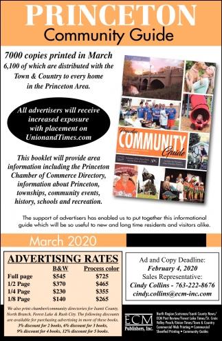 Princeton Community Guide