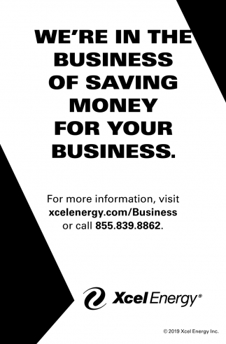 We're in the Business of Saving Money for Your Business