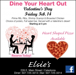 Dine Your Heart Out