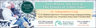 55+ Independent Living