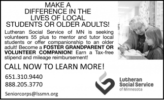 Call Now to Learn More!