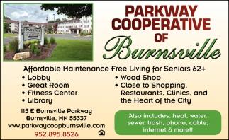 Affordable Maintenance Free Living for Seniors 62+