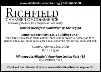 Omelet Breakfast Fundraiser