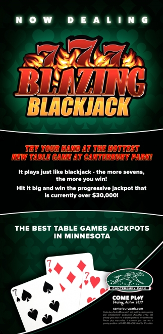 The Best Table Games Jackpots in Minnesota
