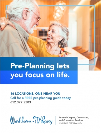 Call for a FREE Pre-Planning Guide Today