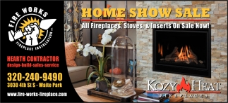 Home Show Sale