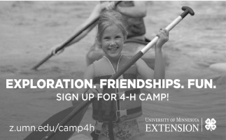 Sign Up for 4-H Camp!