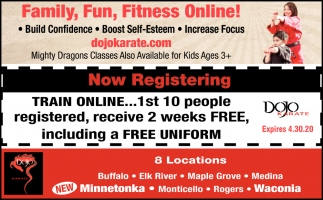 Family, Fun & Fitness Online!