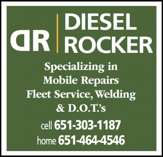 Specializing In Mobile Repairs