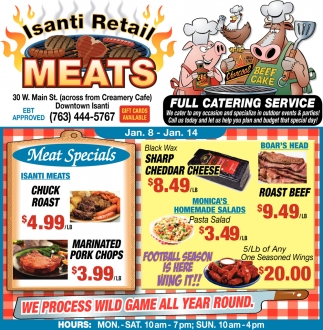 Full Catering Service