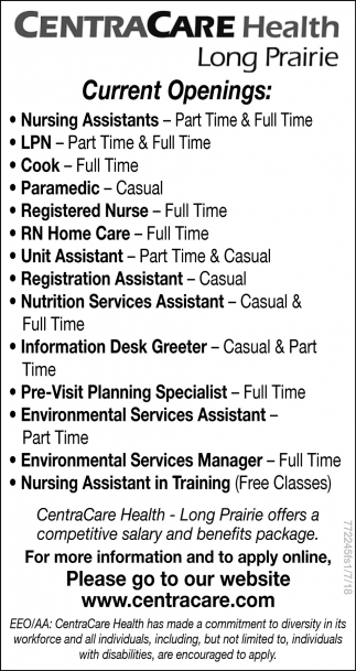 Nursing assistant package array happy holidays centracare health monticello mn rh local hometownsource fandeluxe Choice Image